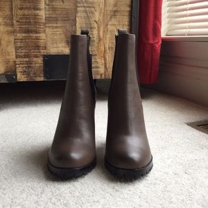 Coach Odelle boots. Never worn. Size 7.5 B.